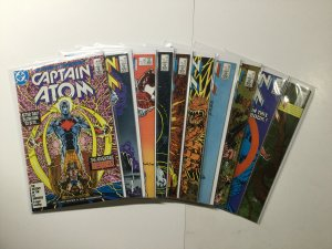 Captain Atom 1-41 Missing 7 20 Lot Run Set Near Mint Nm Dc Comics