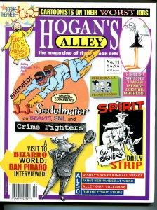 Hogan's Alley #11 2003-Will Eisner-Ward Kimball-Dan Pirado-Jaime Hernandez-VF
