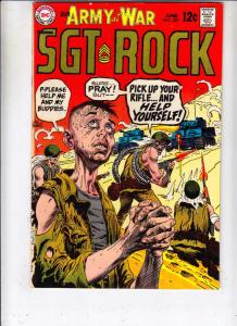 Our Army at War #207 (Jun-69) VF/NM High-Grade Easy Company, Sgt. Rock