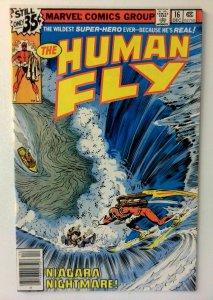 Human Fly #16 Marvel 1978 VF/NM Bronze Age Comic Book 1st Print