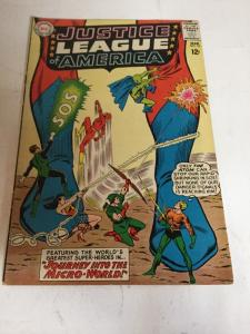 Justice League Of America 18 Fn- Fine- 5.5 Waves