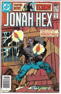 Jonah Hex #53 - Bronze Age - (VF+) Oct., 1981