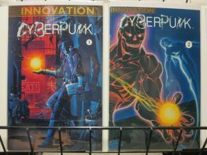 CYBERPUNK (1989 IV) 1-2 Bad Dreams