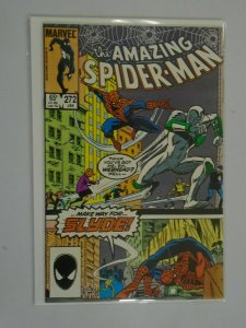 Amazing Spider-Man #272 Direct edition 8.0 VF (1986 1st Series)