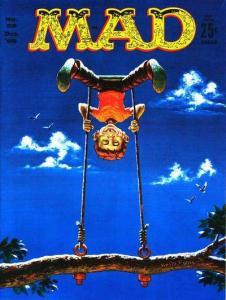 Mad #58, Fine- (Stock photo)