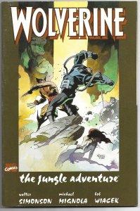 Wolverine: The Jungle Adventure #1 (1990) VF-NM