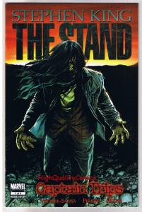 The STAND ; CAPTAIN TRIPS 1 2 3 4 5, NM+, Stephen King, 2008, more in store