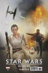 Star Wars #73 Reis Greatest Moments Variant (Marvel, 2019) NM