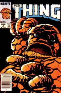 Thing (1983 series) #6, VF+ (Stock photo)