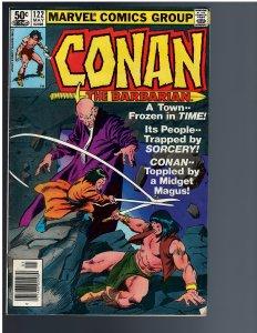 Conan the Barbarian #122 (1981)