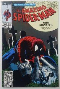 Amazing Spider-Man 308 ? Todd Mcfarlane ? TASKMASTER APP ? Marvel 1988 ?