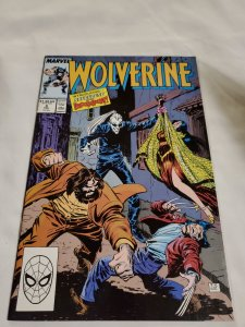 Wolverine 4 Near Mint- Art by John Buscema