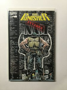The Punisher Invades Tpb Sc Softcover Near Mint Nm Marvel