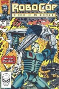 Robocop (1990 series) #2, NM- (Stock photo)