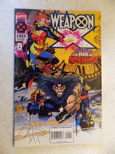 WEAPON X # 1
