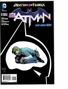 Batman (2011) #15 VF/NM (9.0) New 52