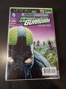 Green Lantern: New Guardians #16 (2013)