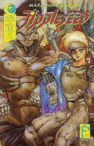 Appleseed Book 4 #4 VF/NM; Eclipse | save on shipping - details inside