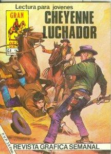 Gran Oeste numero 473: Cheyenne luchador