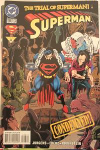 Superman  106 NM