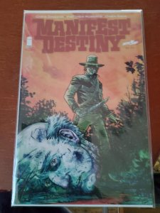 Manifest Destiny #17 (2015)