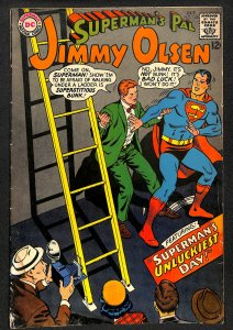 Superman's Pal, Jimmy Olsen #106 (1967)
