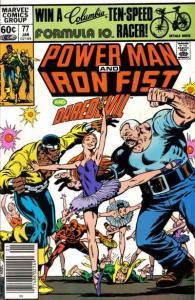 Power Man #77, VF+ (Stock photo)