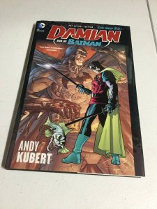 Damian Son Of Batman Deluxe Edition Very Fine Oversized HC Hardcover DC New 52