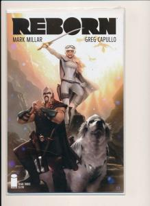 REBORN Issue #3 Netflix Sandra Bullock story soon Image Comics 2016 NM (PF416)