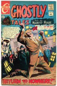 GHOSTLY TALES #64, FN/VF, Haunted Horror, 1966 1967, more Charlton in store