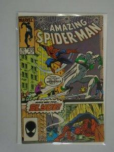 Amazing Spider-Man #272 Direct edition 4.0 VG (1986 1st Series)
