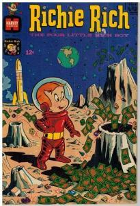 RICHIE RICH  (1960-1991) 71 VG July 1968