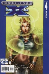 ULTIMATE X-MEN (2001 MARVEL) #4