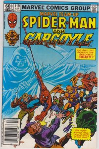 Marvel Team-Up #119 (1982)
