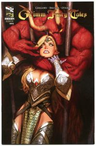 GRIMM FAIRY TALES #73 A, NM, 2005, 1st, Good girl, Demon, more indies in store
