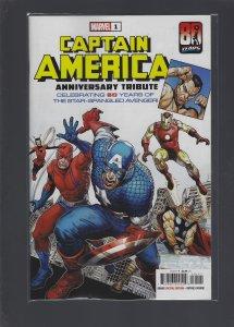 Captain America Anniversary Tribute #1 (2021)