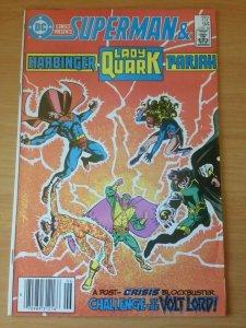 DC Comics Presents #94 SUPERMAN! ~ VERY FINE - NEAR MINT NM ~ 1986 DC COMICS