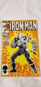 Iron Man #191 - VF/NM - Marvel 1985