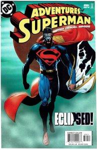 Adventures of Superman #639 NM+