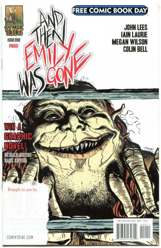 And Then EMILY WAS GONE #0, NM, FCBD, Comix Tribe,2015,more Promo/items in store