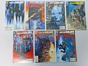 Batman City of Light run #1 to #8-  8 different books - 8.0 - 2003