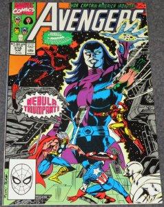 Avengers #318 -1990
