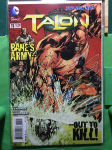 Talon #11 The New 52