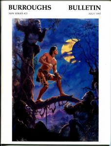 Burroughs Bulletin New Series #23 1995-ERB-Tarzan-Larry Schwinger-Abbett-VF