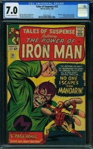 Tales of Suspense #55 (Marvel, 1964) CGC 7.0