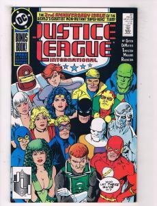 Justice League International #24 VF DC Comics Comic Book Giffen Feb 1989 DE45
