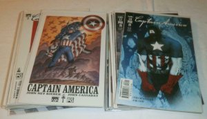 Captain America V4 #1-32 (missing 4 iss) Waid Heroes Reborn comic book lot of 28