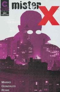 Mister X (Vol. 3) #2 FN; Caliber | save on shipping - details inside