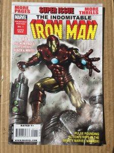 The Indomitable Iron Man #1 (2010)