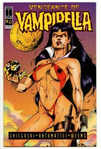 Vengeance of Vampirella #3 (Harris, 1994) VF/NM